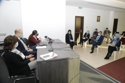 The National Vaccination Plan Examined during a Preparatory Meeting Chaired by Minister Hasan